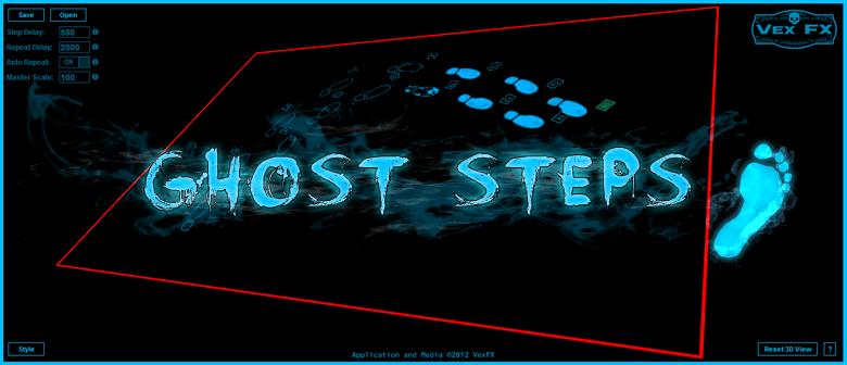 Ghost Steps