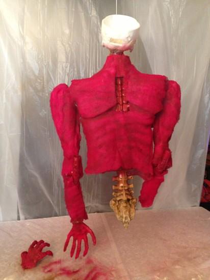 Vex Fx Blog 187 Zombie Rod Puppet